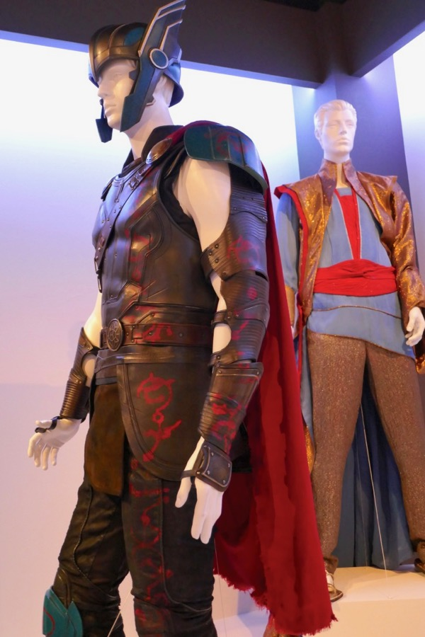 Hollywood Movie Costumes And Props Hela Valkyrie Loki And Thor