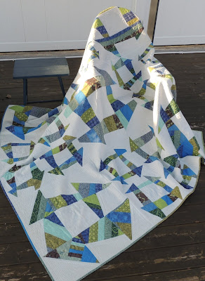 liberated churn dash quilt sarah vanderburgh sewjoycreations