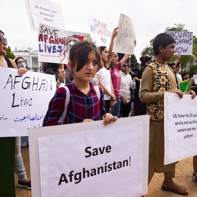 OP-ED: The Hypocrisy Surrounding Afghanistan...