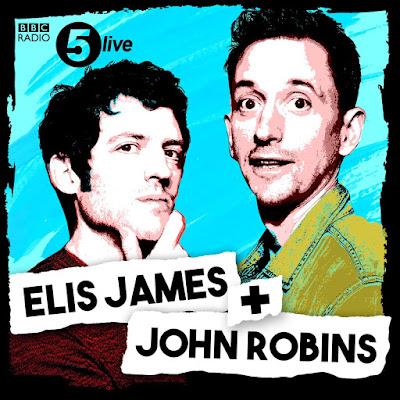 Elis James and John Robins podcast