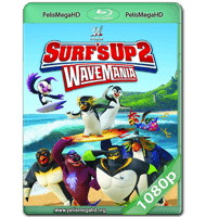 SURF'S UP 2: WAVEMANIA (2017) WEB-DL 1080P HD MKV ESPAÑOL LATINO