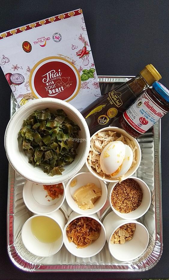3 Resipi Masakan Tradisi Thai dari Chef Korn
