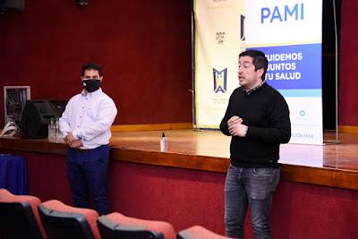 Malvinas Argentinas: entregaron subsidios a centros de jubilados IMG-20201027-WA0130