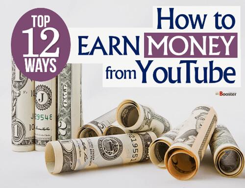 #यूट्यूब वीडियो से रोज का 20-30$ डॉलर कमाओ। #Earn 20–30 $ a day from YouTube videos.