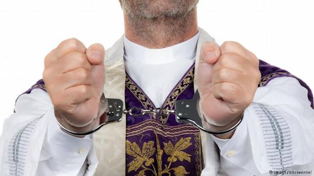 Lebih dari 180 Pastor Katolik di AS Jadi Pelaku Pelecehan Seksual