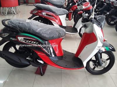 Harga Yamaha Fino 125