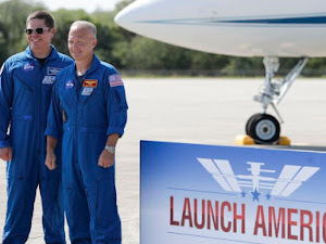 US will Launch Astronauts Again into Space