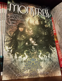 Monstress, Vol. 3: Haven, Marjorie M. Liu , Sana Takeda, InToriLex
