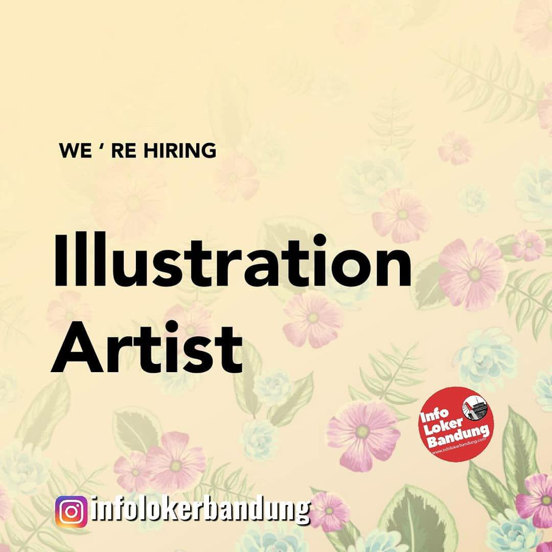 Lowongan Kerja Illustration Artis Design Amico Bandung Juni 2019