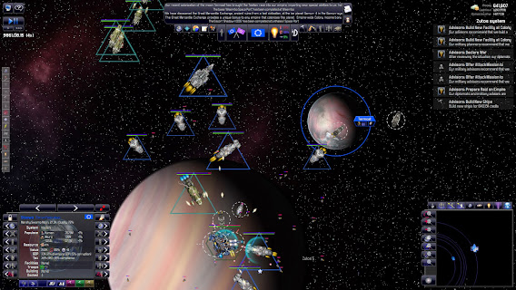 Distant Worlds: Universe ScreenShot