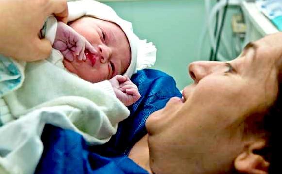 علامات واعراض الولادة