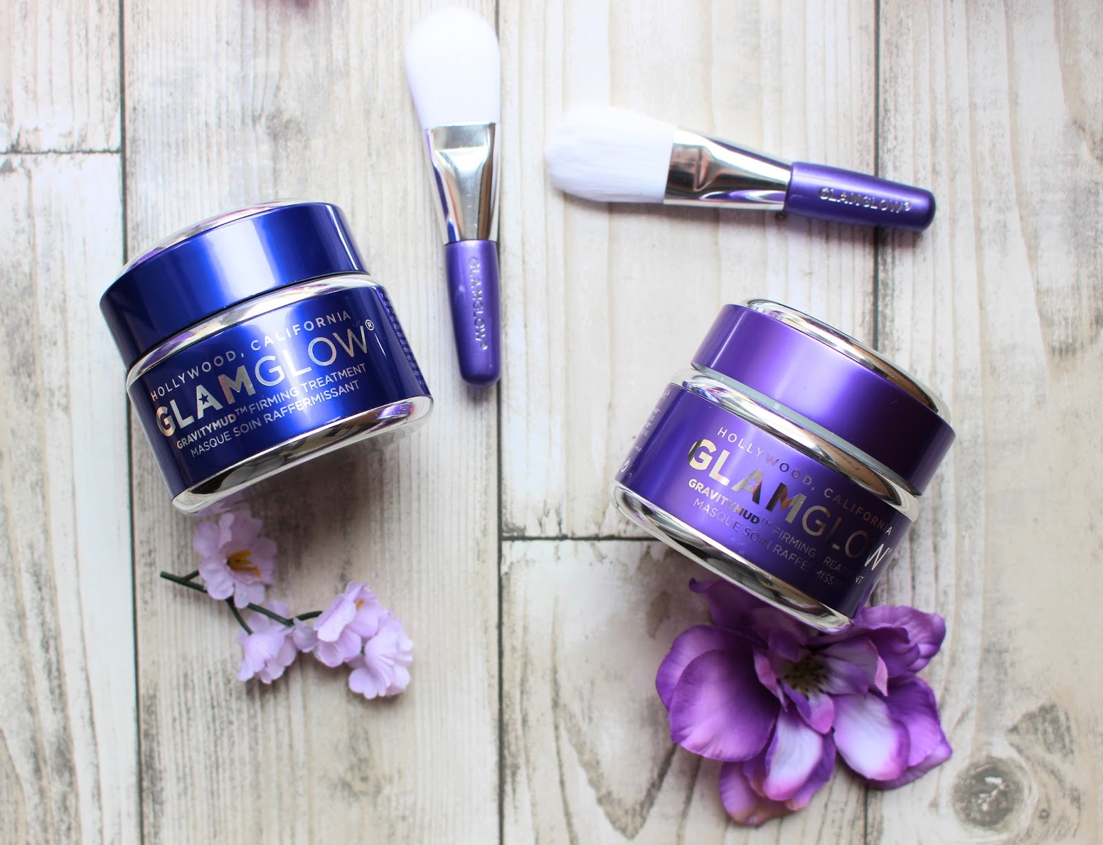 Glamglow gravity mud firming face mask review