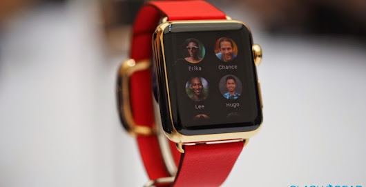 Apple Watch Edition is not for you