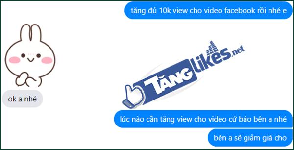 tang luot xem video facebook