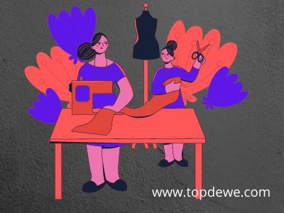 Bisnis Menjahit_Ide usaha rumahan ibu rumah tangga