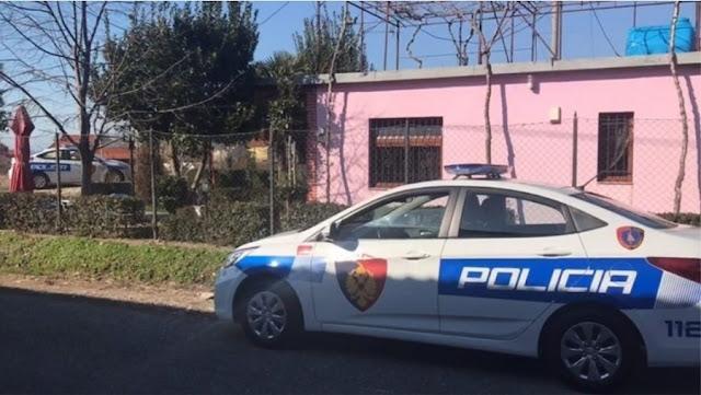 Drunken policeman in Albania enters the elderly's home by car, then guns him down