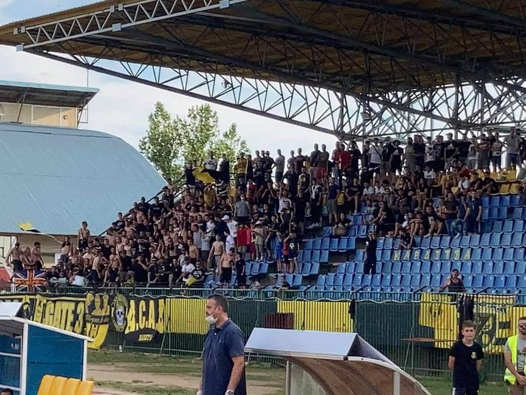 Χιλιάδες οπαδοί μέσα σε γήπεδο - Πήγαν περίπατο τα πρωτόκολλα