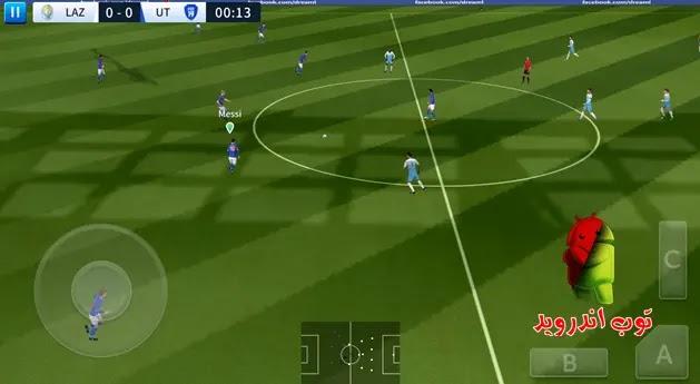 تحميل دريم ليج 2019 مهكرة من ميديا فاير (Dream League Soccer 2019 (DLS 19 اخر اصدار