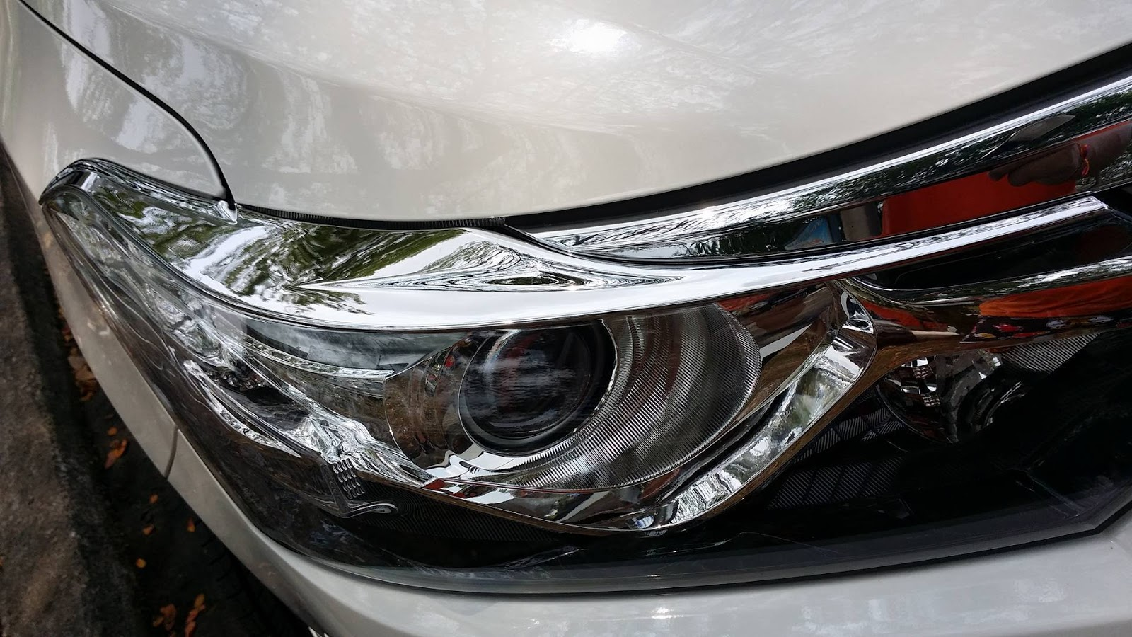 Pro Racing Part: ☆ Toyota New Vios Front Head Light Lamp
