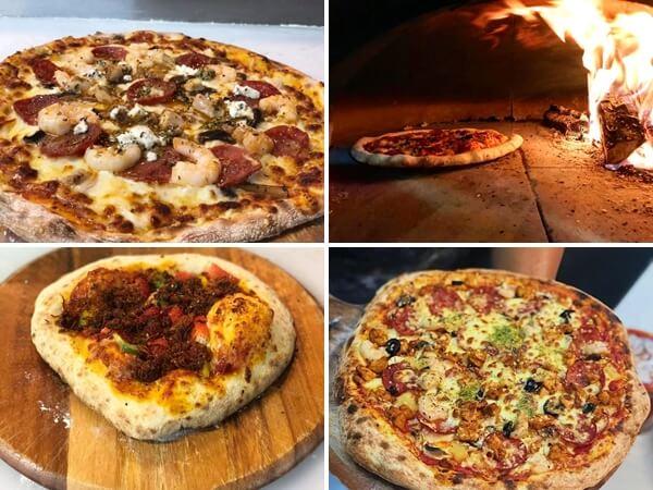 Pizza Kayu Api Cameron Highlands