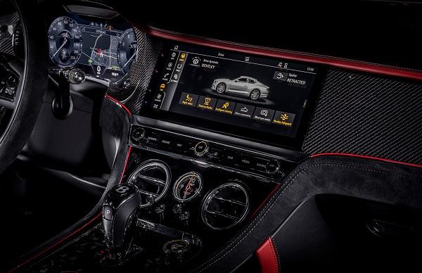 InteriorBentley Continental GT Speed