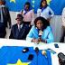 Palu : cadres et militants font bloc autour de Dorothée Gizenga !