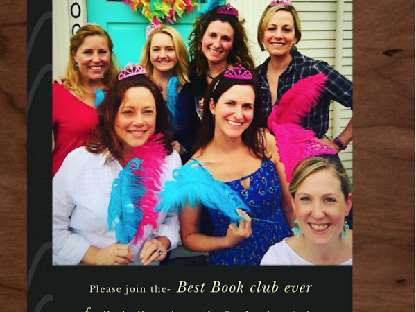 Friday Faves-Hosting Book Club is a snap!