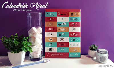 Calendrier Avent : Your Surprise chocolat