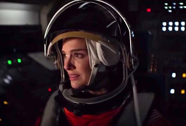 """Natalie Portman é uma astronauta desequilibrada no trailer de """"Lucy in the Sky"""""""