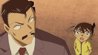 名探偵コナン 第1013話 愛しすぎた男   Detective Conan Episode 1013