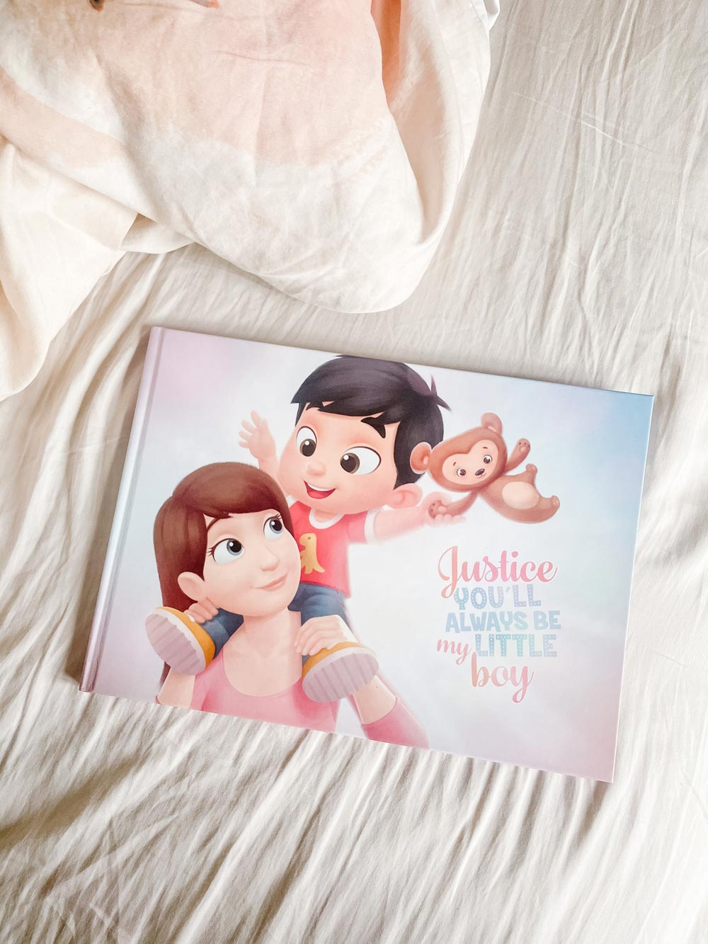 Personalized Gift Idea for Parents and Children