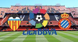Valencia VS Espanyol
