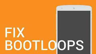 Smartphone Android Bootloop