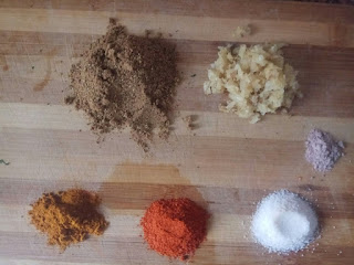 spices for nihari