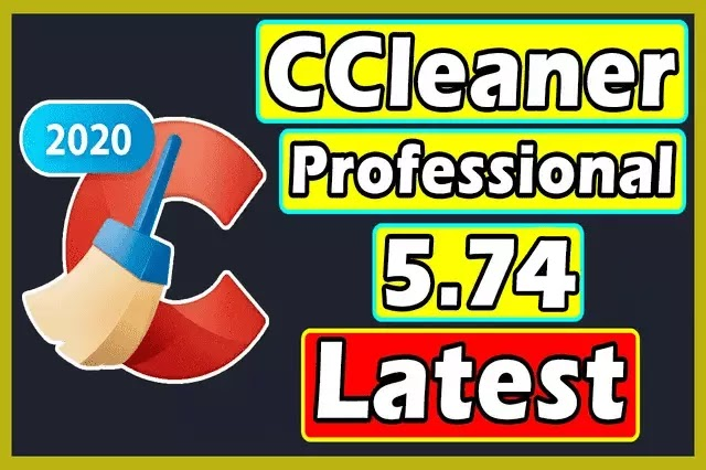 CCleaner Professional Key 5.74 With Crack 2020