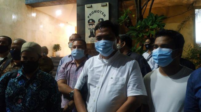 Dianggap Tak Ada Relevansinya, Anggota DPR Fraksi Gerindra Desak PPATK Segera Buka Blokir Rekening FPI