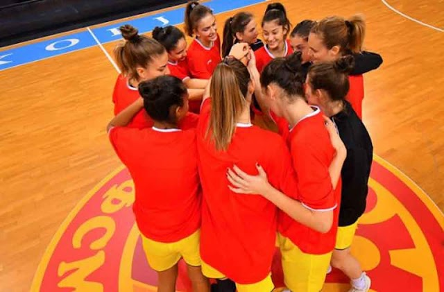 Macedonia's women will again face Germany in Eurobasket 2023 qualifier