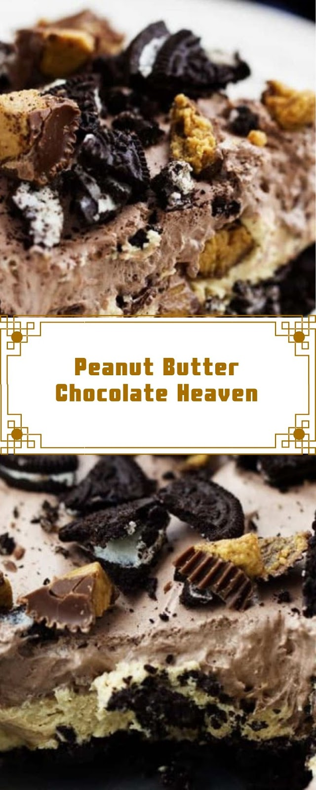 Peanut Butter Chocolate Heaven