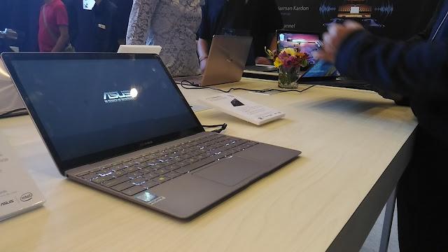 Wow Keren, ASUS Zenbook 3 Lebih Baik Dari Macbook Air