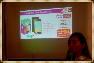 Cherry Mobile, Cherry Prepaid, Cafe Georg, Cherry Prepaid Handset Bundles, Cebu Blogging Community