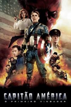 Capitão América: O Primeiro Vingador Torrent - BluRay 720p/1080p Dual Áudio