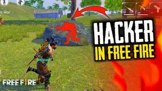 hacker in Free fire