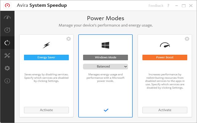 تحميل برنامج Avira System Speedup لتنظيف وتسريع الكمبيوتر