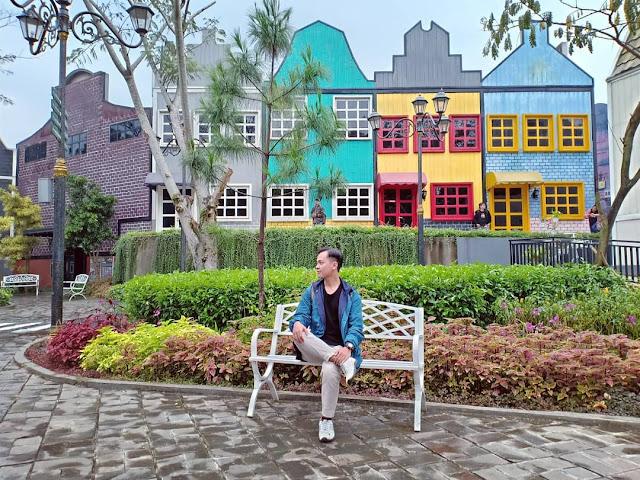 Kampung Eropa di Devoyage Bogor