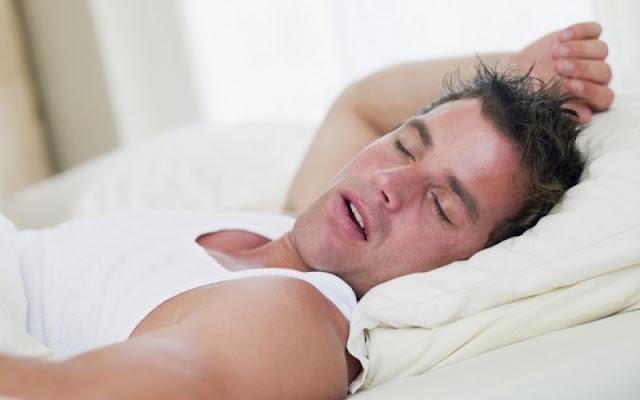 """""""Υπνική άπνοια"""": Το 75% των πασχόντων παραμένει αδιάγνωστο!"""