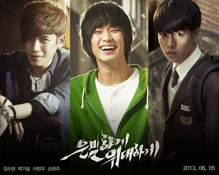 Outside Seoul: Showtime: Korean movies