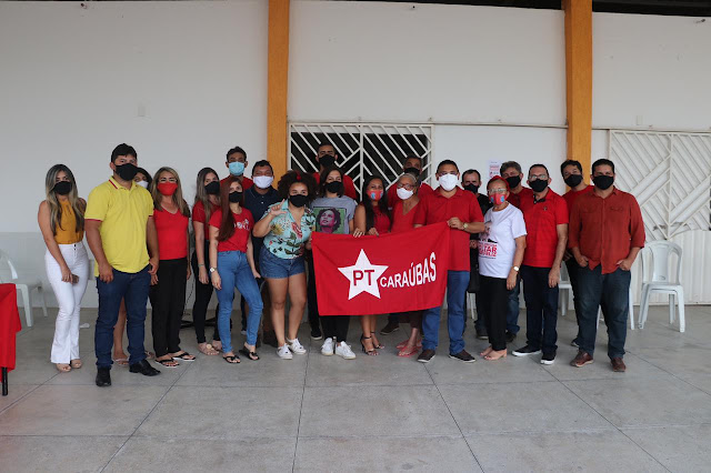 Deputada Natália Bonavides do PT visita Caraúbas e recebe demandas