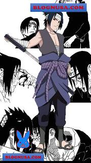 download wallpaper sasuke keren