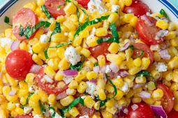 ★★★★★     Corn Salad