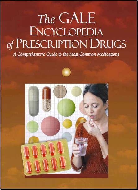 Gale Encyclopedia of Prescription Drugs [PDF]